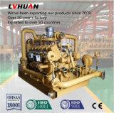 De Generator van het Aardgas van China 500kw door Methaan, het LNG van het Biogas, CNG, LPG wordt aangedreven die
