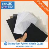 strato del PVC del nero di lucentezza di 0.25mm in pacchetto del rullo