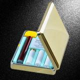 Draagbare Elektronische Sigaretten (het Metaal DE5082 goldern-glanst Eindigend)