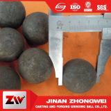 Bola de acero de la bola de acero de molde del cromo del surtidor de la bola de acero para moler