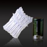 Plástico inflável saco amortecido da coluna do ar para o chá verde da embalagem