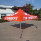 Il professionista 3X3m schiocca la tenda in su piegante con il marchio su ordinazione