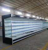 Супермаркет шторки воздуха в корпус дисплея