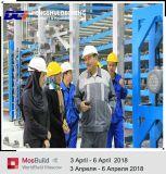 Placa de yeso de la línea de producción de fabricación