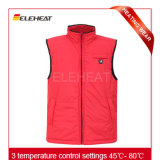Eleheat 7.4V Rechargeable Battery Heated Softshell Vest (EH-V-003)