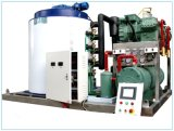 Automatisches Bitzer Flake Ice Machine Manufacturer mit PLC Controller