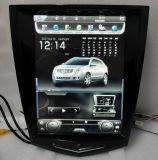 Automobile verticale di GPS dell'automobile dello schermo di stile di Ouchuangbo Tesla per il Android 2013-2017 di memoria 4+64 di sostegno 6 del Cadillac Srx Srx 8.1