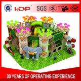 2018 Nova série Multifunctional Fort playground coberto (HD16-192UM)