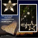 أمان [لد] 12 كبيرة نجم ستار ضوء [فيري ليغت] لأنّ زخرفة داخليّ