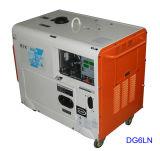 Gruppo elettrogeno diesel con Ce e ISO9001 (DG6LN/4LN)