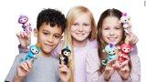 Интерактивная игрушка обезьян Пэт пальцев