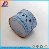 Cadre cosmétique fait sur commande d'impression de carton de tube biodégradable polychrome de papier