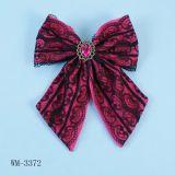 Bijoux de mode, broche de papillon, broche en métal (WM-3372)