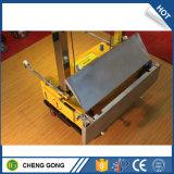 Machine de pulvérisation de mur en béton de constructeur de mélangeur automatique de rendu