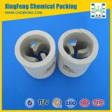 Torretta casuale di resistenza Anti-Acid & a temperatura elevata che imballa l'anello di ceramica della cappa