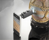 MG10081-IP5 LED schließen Minienergien-Mikroskop an iPhone4 an