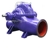 Bomba de revestimento dividido de alta eficiência com CE
