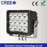 "Heavy Duty 9"" 9600LM 120W 12x10W CREE Lámpara LED de trabajo"