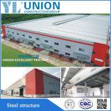 Fabbrica chiara prefabbricata Buiding della struttura d'acciaio