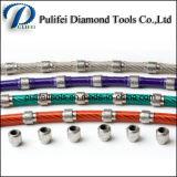 Renforcer les couteaux concrets que le fil de diamant a vus pour extraire le profilage