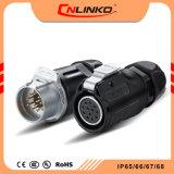 Cnlinko Lp20 Ce/TUV/UL/CCC 승인 호의를 베푸는 방수 IP67 전선 DC 연결관 가격