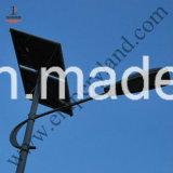 7m 50W de luz solar LED para iluminación exterior (DZS-07-50W)