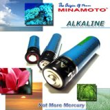 Minamoto alkalische Batterie 1.5V