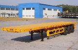 중국 공급자 3 차축 콘테이너 트레일러