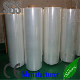 Film Transparent LLDPE Jumbo Roll Stretch Film