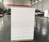 Scheda bianca della gomma piuma del PVC dei materiali della pubblicità