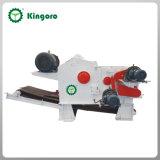 Registro Chipper de madeira do cilindro quente da maquinaria da silvicultura da venda que lasca a máquina