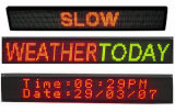 Electronic Outdoor Programmeerbare LED Message Sign
