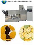 Selbsttabletten Panipuri Golgappa/Fryums des Imbiss-3D, das Maschine herstellt