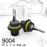 B6 Auto 9004 9007 LEIDENE Koplamp met de Beste Kwaliteit van de Turbine 24W 3600lm