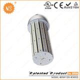UL LED 옥수수 빛 60W 6997lm, 360 도, 알루미늄 탄미익 열 싱크