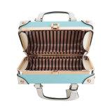 型の小型荷物の止め金の女性ボックス袋(MBNO042018)