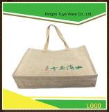 Sacs à provisions de toile de jute de jute (TE-714)