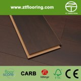 Strandwoven liso y suelo de bambú pintado de medianoche