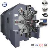 O fio sem eixos automático do CNC de 12 machados parte a mola que dá forma à máquina