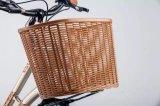 [25كم/ه] سرعة [250و] محرّك [أونفولدبل] درّاجة كهربائيّة مع سلة
