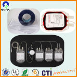 Décoration Super Clear Offset alimentaire Emballage souple de protection en PVC Film