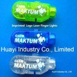 Personifiziertes Firmenzeichen-Laser-Finger-Partei-Bevorzugungs-Spielzeug