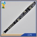 Chine Wholesale Soft Woven Jacquard Lanyard