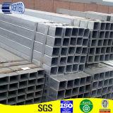 100X100 Tubo tubos cuadrados de acero galvanizado