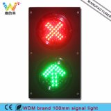 Mini Kids 100mm Car Washing Stop Stop Ir Cruz Vermelha Green Arrow Signal Light