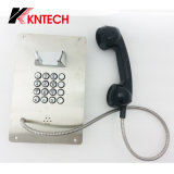 PC Industrial ABS Telefone Receptor do Telefone Fone ao quadrado T1