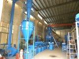 Dell'impianto di riciclaggio residuo della gomma (TR)