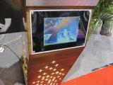 Affissione a cristalli liquidi acrilica che fa pubblicità al giocatore