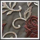 3つの調子の網の刺繍のレースのテュルの刺繍のレース