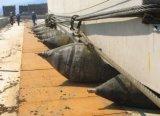 Sac à air en caoutchouc gonflable marin de CCS pour la traction de récipients